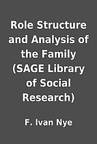Role Structure and Analysis of the Family…