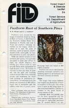 Forest Insect & Disease Leaflet 26: Fusiform…