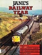 Jane's railway year. [1984] by Murray Brown