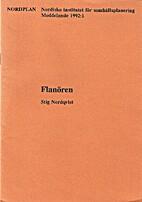 Flanören by Stig Nordqvist