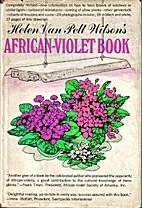Helen Van Pelt Wilson's African-violet…