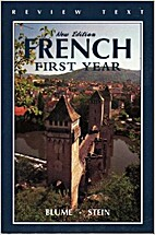 French first year : review text (French…