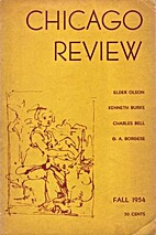 Chicago Review, Fall 1954 - Volume 8, Number…