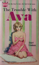 The Trouble With Ava (Prologue Crime) by…