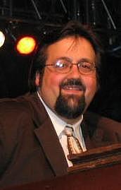 Author photo. Don Berryman, 2003