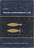 Function and gross morphology in fish by…