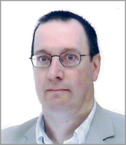 "Author photo. Andy Dougan, author of ""Raising the Dead"""