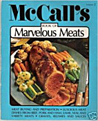 McCall's Book Of Marvelous Meats, Vol.…