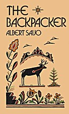 The backpacker by Albert Saijo