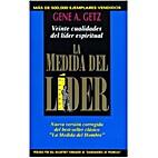 Medida Del Lider by Gene A. Getz