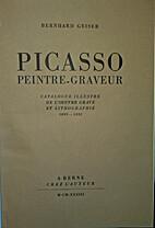 Picasso, peintre-graveur : catalogue…