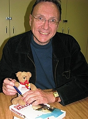 Author photo. Copyright Wikipedia user Skyring 5 October 2007