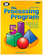 Processing Program Levels 2 and 3-2nd…