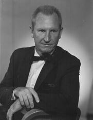 Author photo. Henry William Menard in 1965 [credit: University of California, San Diego]