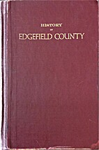 History of Edgefield County, S.C by John A.…