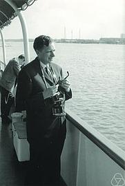 Author photo. Hans Grauert