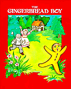 Gingerbread Boy - Pbk by Cutts