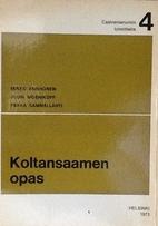 Koltansaamen opas by Mikko Korhonen