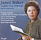 English Song Anthology [CD] by Janet Baker