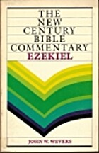 Ezekiel: New Century Bible Commentary by…