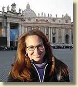 Author photo. Elizabeth Lev