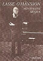 Min pianist är sjuk : [anekdoter med mera…