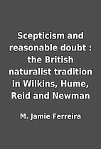 Scepticism and reasonable doubt : the…