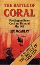 The Battle of Coral by Lex McAulay