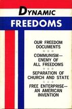 Dynamic Freedoms by Robert B. Watts
