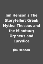 Jim Henson's The Storyteller: Greek Myths:…