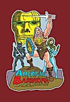 American Barbarian #1 by Tom Scioli