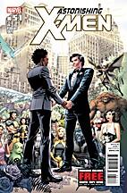 Astonishing X-Men #51 by Marjorie Liu