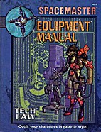 Spacemaster: Equipment Manual