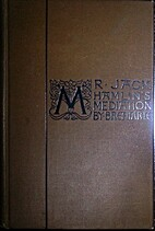 Mr. Jack Hamlin's Mediation by Bret Harte