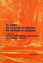 El Libro De La Gran Extincion De Gotama El…