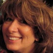 Author photo. Margie Palatini