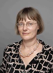 Author photo. Dr. Dora Thornton