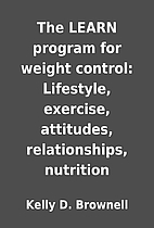 The LEARN program for weight control:…
