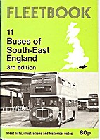 Buses of south-east England (Fleetbook) by…