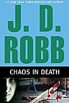 Chaos in Death by J. D. Robb