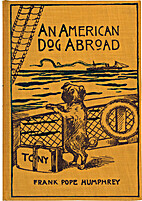 An American dog abroad, and the foreign dogs…