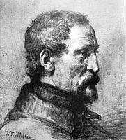 Author photo. Jean-François Millet