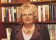 Author photo. Dr. Sigrid-Maria Größing