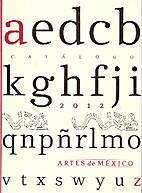 catalogo by Artes de México