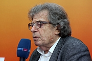 Author photo. György Konrád, Leipzig Book Fair 2013 By Lesekreis - Own work, CC0, <a href=&quot;https://commons.wikimedia.org/w/index.php?curid=25193946&quot; rel=&quot;nofollow&quot; target=&quot;_top&quot;>https://commons.wikimedia.org/w/index.php?curid=25193946</a>