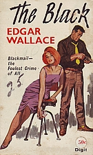 The Black by Edgar Wallace