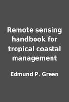 Remote sensing handbook for tropical coastal…