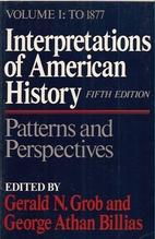 Interpretations of American history:…
