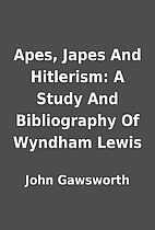 Apes, Japes And Hitlerism: A Study And…