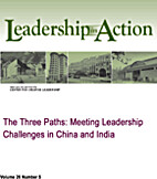 The Three Paths: Meeting Leadership…